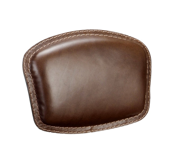 Tuscano Leather Saddle Lumbar for All Mesh Chairs