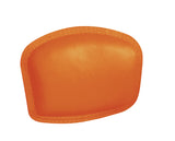 Uccello Leather Saddle Lumbar for All Mesh Chairs