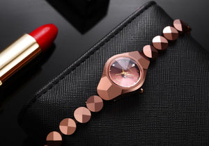 KICADN Fashion Luxury Ladies Bracelet Watch