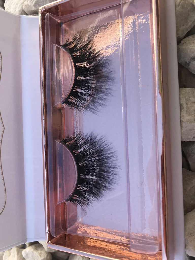 JOLIE Natural Glam Mink Lashes