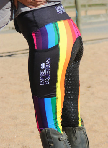 Unlined Tights- RAINBOW