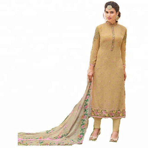 Pakistani Churidar Salwar Kameez / Pakistani Punjabi Salwar Kameez Designs / Pakistani Dress Design Salwar Kameez