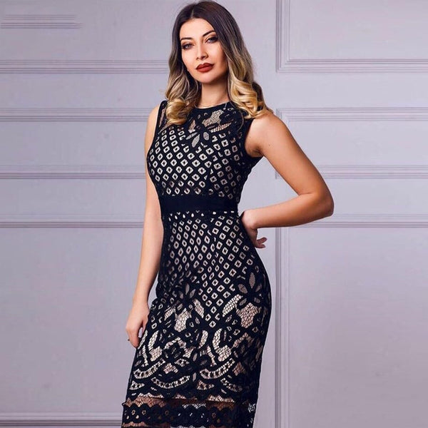 rockabilly boho party sexy maxi dinner night evening knitted club dresses plus size 2019 women summer embroidery hollow lace