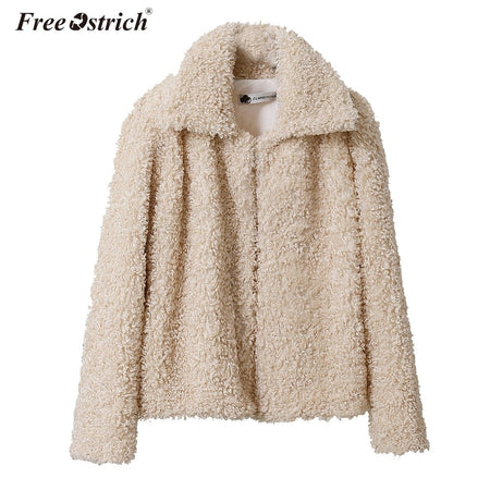 2019 autumn and winter clothing women fashion temperament Slim woman coat woven fabric high-end