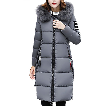 Winter Women New Jacket Cotton Women Short Coat Self-cultivation Cotton Jackets Thick Bread Clothing Womens Parkas and Coats