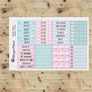 Planner Obsession Wkly kit/ EC, HP