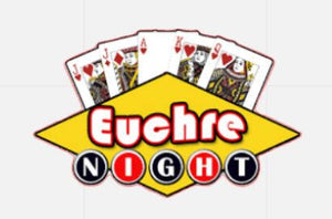 Euchre Night Stickers