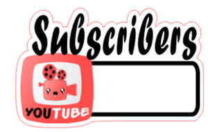 YouTube -Subscriber Tracker