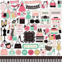 Load image into Gallery viewer, Fashionista 12x12 Collection Kit - Echo Park