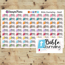 Load image into Gallery viewer, Bible Journaling Small Stickers