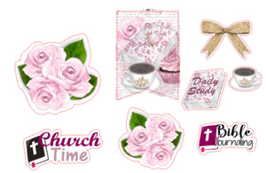 Faith Planner Kit - Sunday Mornings