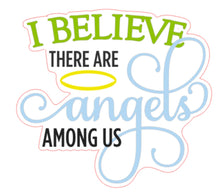 Load image into Gallery viewer, Angels We Have Heard on High, Bible Journaling and Inspirational Stickers