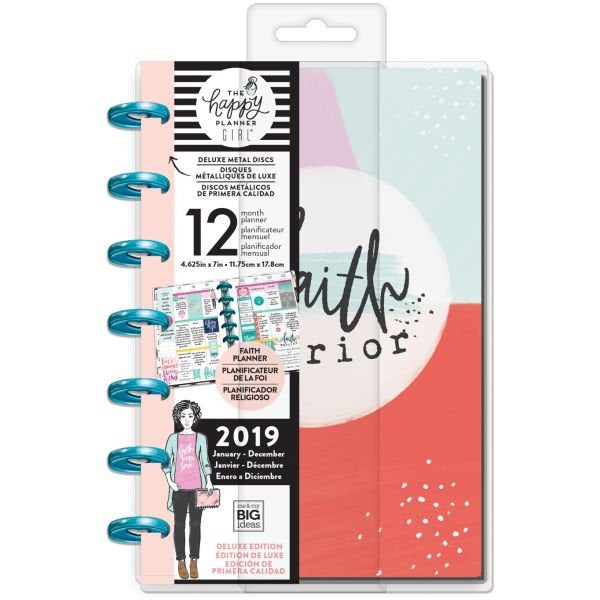 Faith Warrior Mini Happy Planner