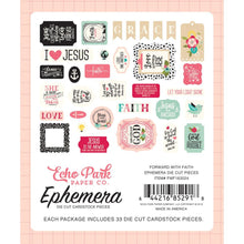 Load image into Gallery viewer, Forward with Faith, Die-cuts  33pcs - Echo Park