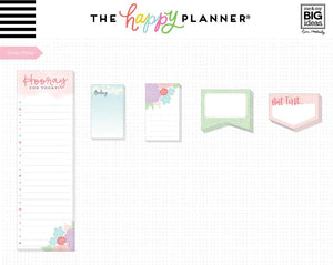 Daydreamer Accessory Book 566 pcs - Happy Planner
