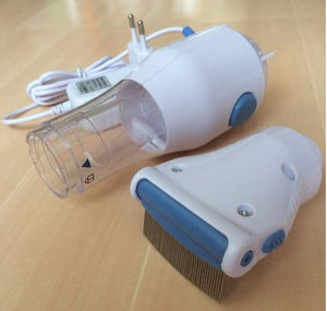 Electric Vacuum Lice Remover Treatment Machine