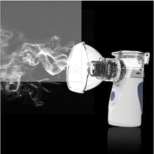 Load image into Gallery viewer, Mini Handheld Nebulizer USB/Battery Operated for Kids & Adult