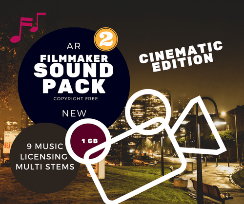 FILMMAKER SOUND PACK | CINEMATIC EDITION - VOL 2