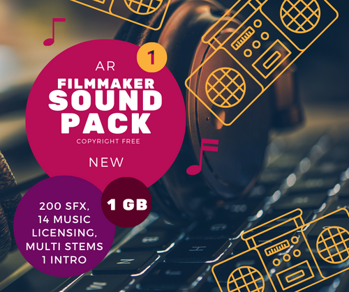 FILMMAKER SOUND PACK - VOL 1