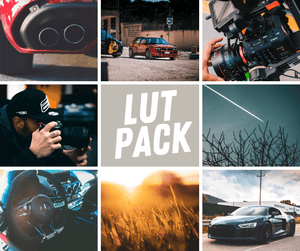LUT PACK | VIDEO