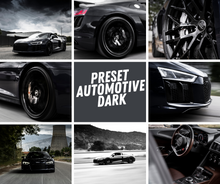 Carica l'immagine nel visualizzatore di Gallery, Automotive Dark | Foto -  CameraRaw Lightroom Photoshop