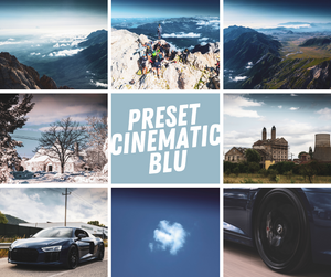 CinematicBlu | FOTO - CameraRaw Lightroom Photoshop