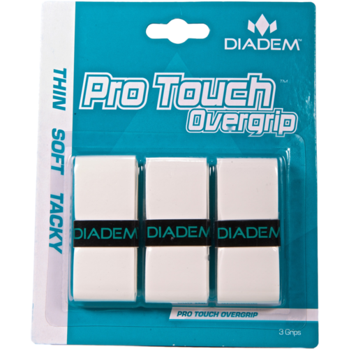 Pro Touch Overgrip - 3 Pack