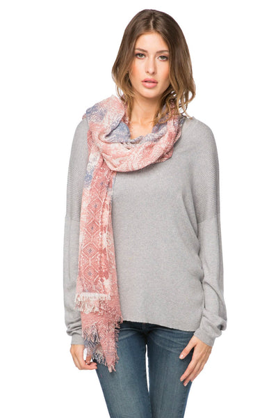 Touch of Grey Scarf