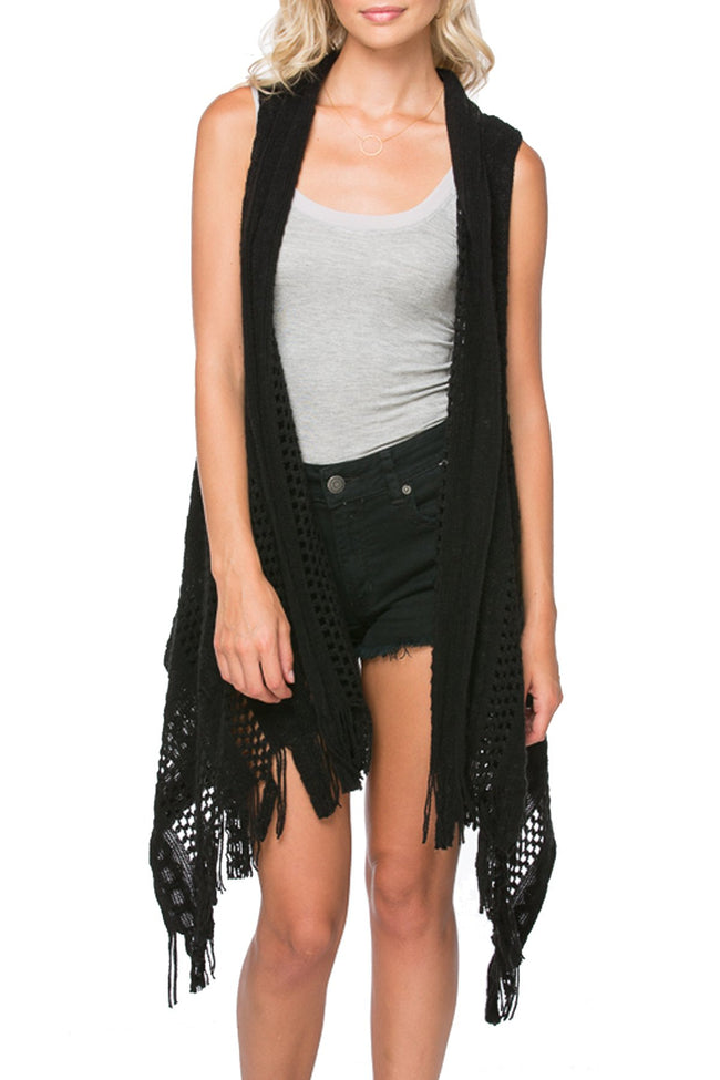"Fringe Edge ""Stevie"" Vest"