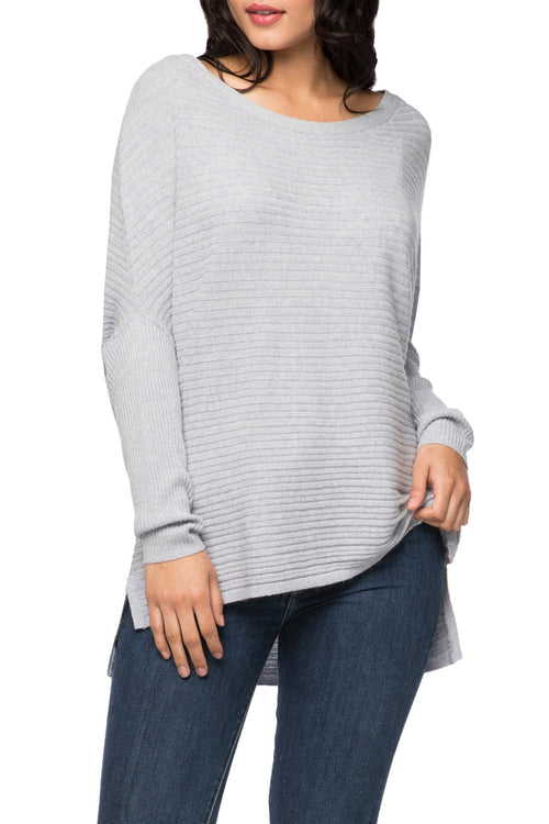 On the Horizon Sweater in Paradise Blend