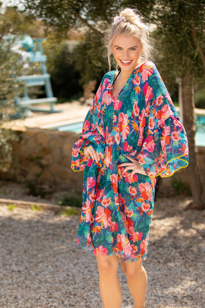 Lorelei Bell Kaftan - Subtle Luxury
