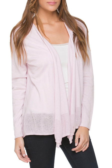 Fit & Flair Zip Up Zen Blend Hoodie