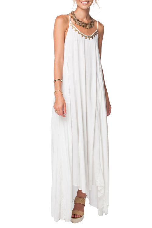 Cross Back Leila Dress - Subtle Luxury