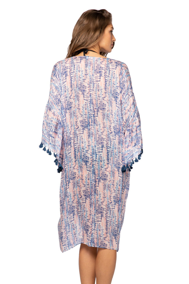 Candy Remedy Bell Kimono in Blush