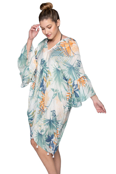Branch Breeze Bell Kaftan - Subtle Luxury