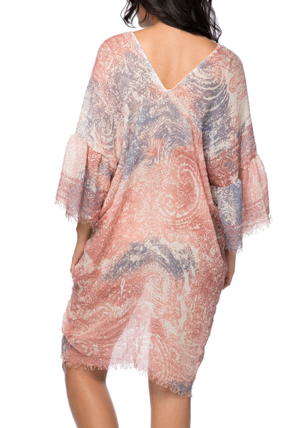 Touch of Grey Bell Kaftan