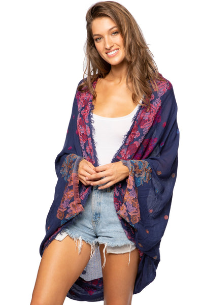Whole Lotta Love Kimono Shrug