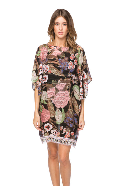 Enchanting Blooms Marina Shift Dress