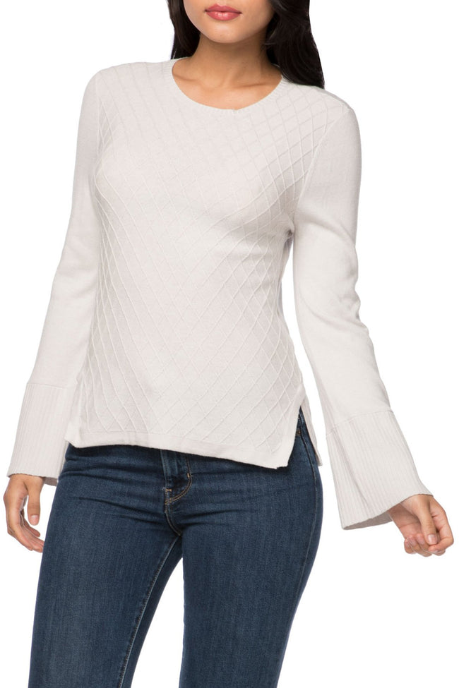 Cameron Bell Sleeve Sweater - Subtle Luxury