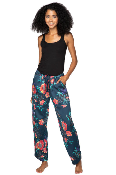 Bailey Beach Pant in Summer Bloom