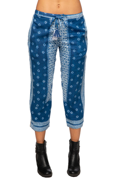 Lira Beach Pant in Shibori