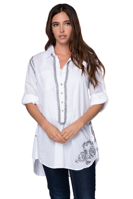 Bed to Brunch Kimono in Aloha Paradise