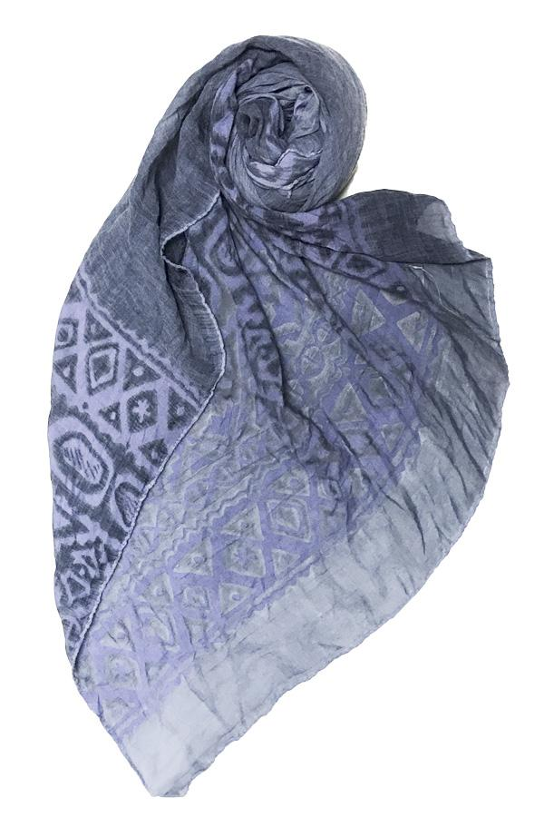 Dapper in Denim Scarf in Denim - Subtle Luxury