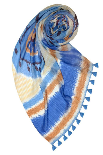 Super Soul Scarf in Multi