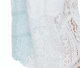 Dreamer Lace Dress in Dip Dye