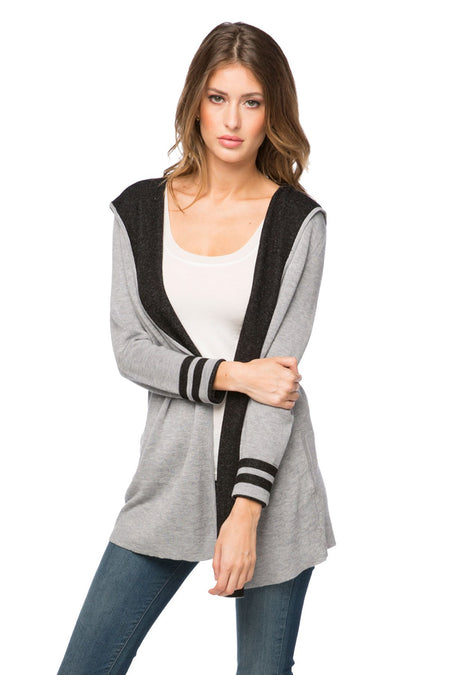 100% Cashmere Courtney Tank in Black