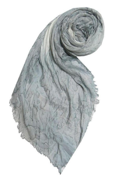 Watermark Fade Scarf - Subtle Luxury