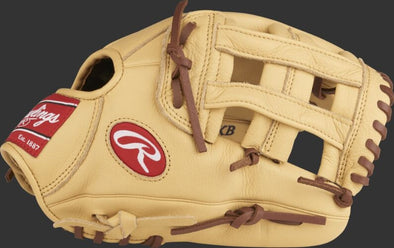Rawlings Brown Glove