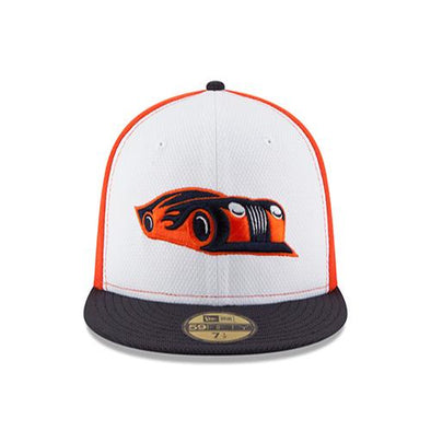 Bowling Green Hot Rods 59Fifty Player's BP Cap