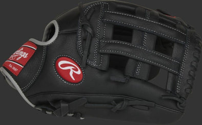 Rawlings Black Glove